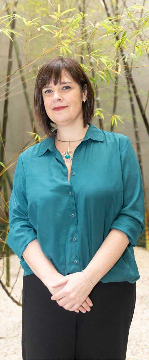 Quién es Flavia Roberta Cortez